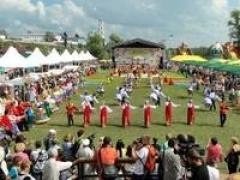 Новости  - Настоящий ярмарочный дух царил на Спасской ярмарке в Елабуге