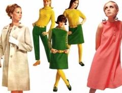 Новости  - Главные события моды 20 века