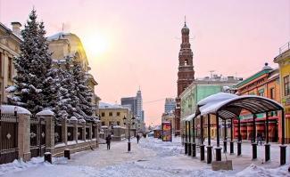 Гостиницы Казани на новогодние праздники забронировали на 90%
