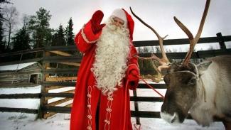 Впервые столицу Татарстана посетит Санта-Клаус