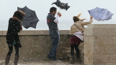 Новости Погода - Штормовое предупреждение в Татарстане