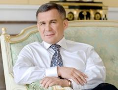 Новости  - Президент Татарстана вернулся из короткого отпуска