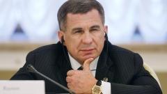 Новости  - Рустам Минниханов 21 сентября выступит с традиционным посланием Госсовету РТ