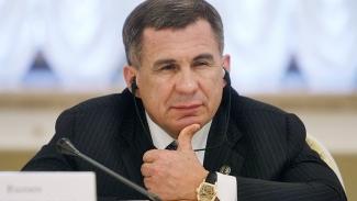 Рустам Минниханов 21 сентября выступит с традиционным посланием Госсовету РТ