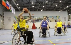 Новости  - В Казани пройдет колясочный баскетбольный Кубок России