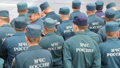 Двух человек придавило кирпичной стеной в Казани