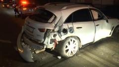 Новости  - В Казани сотрудники ДПС гнались за пьяным водителем, пока тот не врезался в дерево