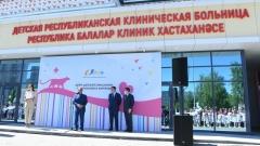 Центр детской онкологии, гематологии и хирургии при ДРКБ открылся в Казани