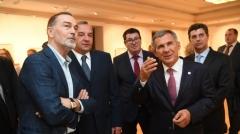 Новости Культура - В столице Татарстана открылась выставка Никаса Сафронова