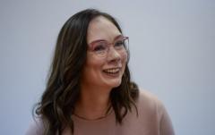Новости  - Екатерина Гамова: «Тренером я быть не хочу»