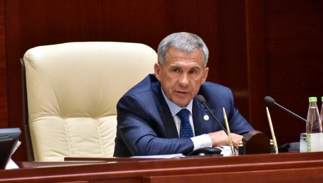 Новости  - Президент РТ приостановил застройку исторической части Казани на несколько месяцев