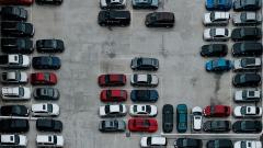 Новости  - На проспекте Победы в Казани открыли новую парковку