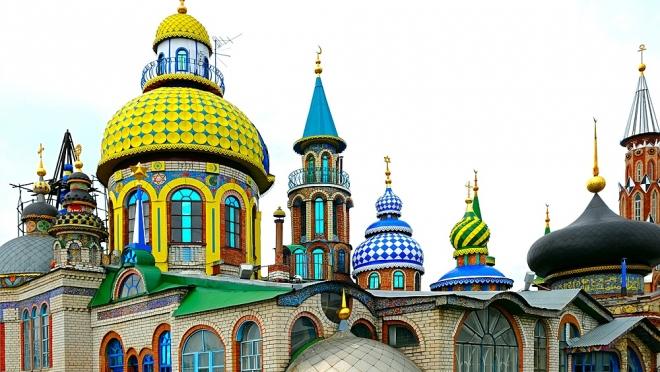 Храм всех религий снова открылся для туристов