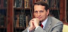 Новости  - Сергей Нарышкин: разработкой учебников истории займутся специалисты Российского исторического общества
