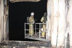 Новости  - После пожара ДРКБ работает в обычном режиме