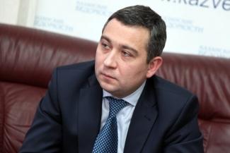 Замглавы исполкома Казани Александр Лобов ушел в «Ростех»