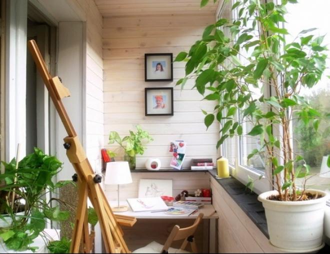 Утепление балкона или лоджии изнутри