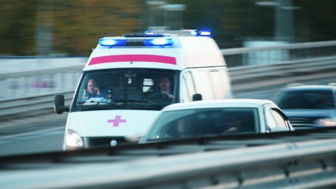 Автомобиль столкнулся с поездом: погиб ребёнок