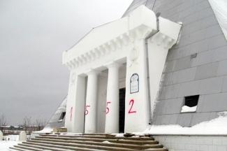 В Казани заведено уголовное дело по факту осквернения храма-памятника павшим воинам