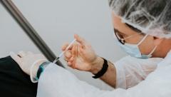 Около 10% численности населения страны привились от гриппа