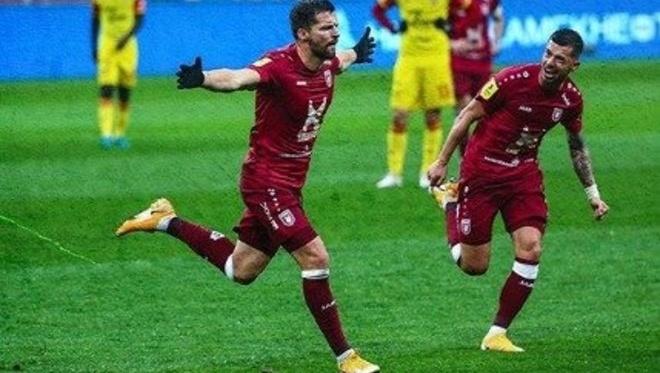 Казанский «Рубин» обыграл «Арсенал»