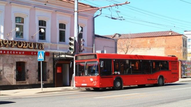 Маршрут автобуса №74а закроют, а №74 изменят