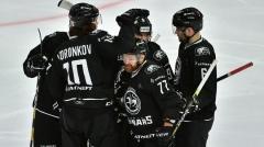 Новости Спорт - «Ак Барс» обыграл московское «Динамо»