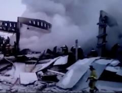 Новости  - В Татарстане при взрыве газового баллона на производстве погибли пять человек