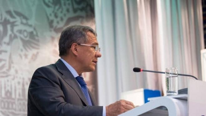 Новости  - Президент Татарстана ушел в отпуск