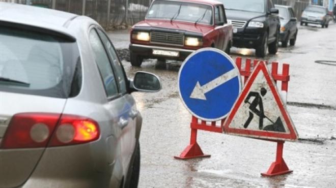 В Казани, до 20 октября включительно, будут поэтапно перекрыты несколько улиц.
