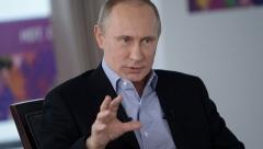Новости Общество - Завтра Владимир Путин выступит с посланием Федеральным собранию