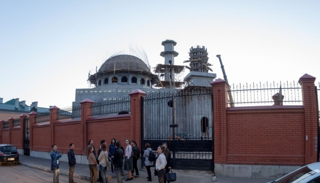 На Федосеевской после Курбан-байрама откроется мечеть