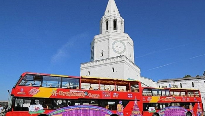 Столица Татарстана оказалась одним из самых посещаемых российских городов в 2019 году