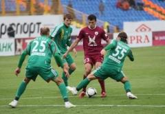 Новости  - Грозненский «Терек» обыграл «Рубин»