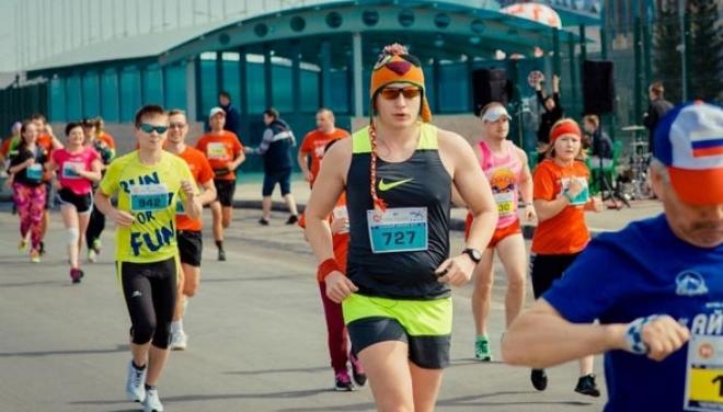Следующий традиционный казанский марафон пройдет в мае