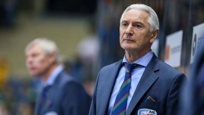 Главный тренер «Ак Барса» Зинэтула Билялетдинов ушёл с поста