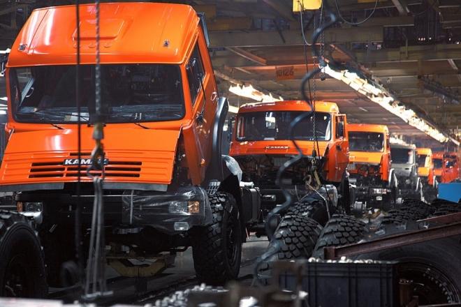 КАМАЗ останавливает конвейер до 26 января
