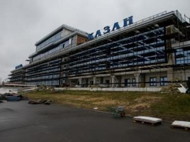 В июне в обновленном речпорту Казани откроется гостиница