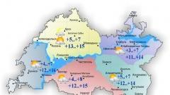 Новости  - 1 мая по республике облачно с прояснениями