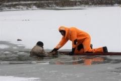 Новости  - МЧС Татарстана предупреждает об опасности выхода на лёд во время оттепели