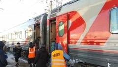 В Казань направлено несколько новых плацкартных вагонов