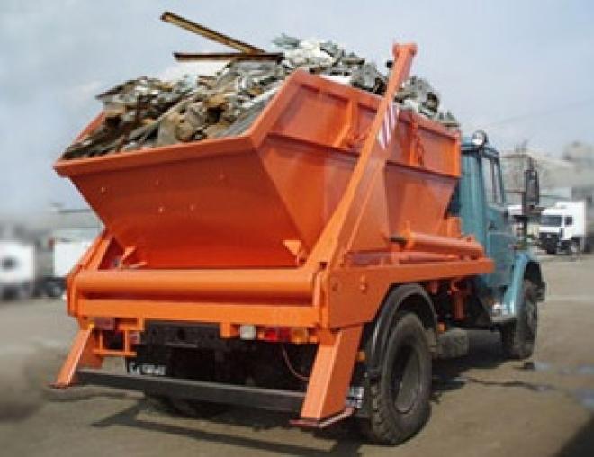 Как происходит вывоз мусора в Москве