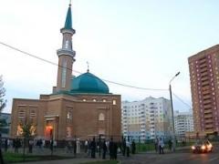 Новости  - В Азино торжественно открыли новую мечеть «Гаилэ»