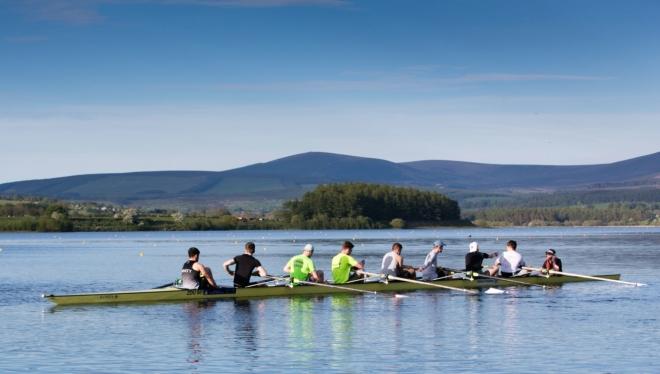 В столице Татарстана пройдут соревнования по академической гребле