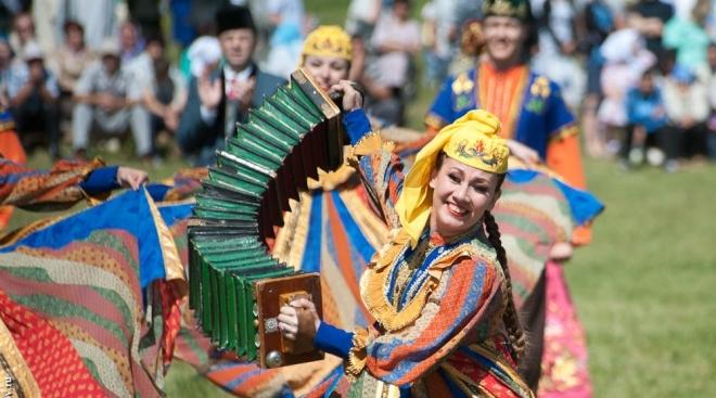 Сегодня в Татарстане отметят Сабантуй