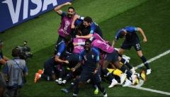Новости Спорт - ЧМ-2018: кубок забрала сборная Франции по футболу