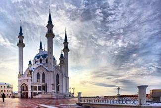 Казань занимает третью строчку в рейтинге городов России, популярных для путешествий с детьми