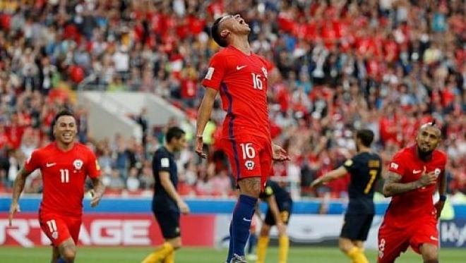 Новости  - Чилийцы обыграли Португалию в серии пенальти и вышли в финал Кубка конфедераций