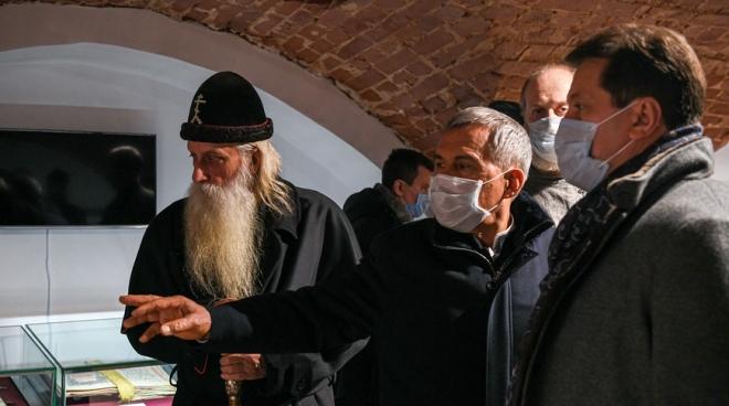 В Казани открыли музей истории старообрядчества