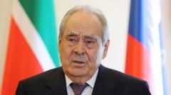 Новости  - Минтимер Шаймиев прокомментировал ситуацию с татарским языком в республике